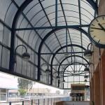 Крыша на вокзале