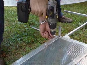 Как провести монтаж сотового поликарбоната своими руками