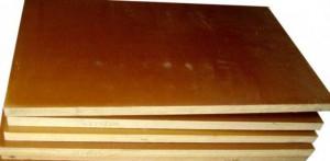 Текстолит в листах