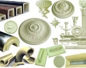 Декор из полиуретана – новые возможности для интерьера