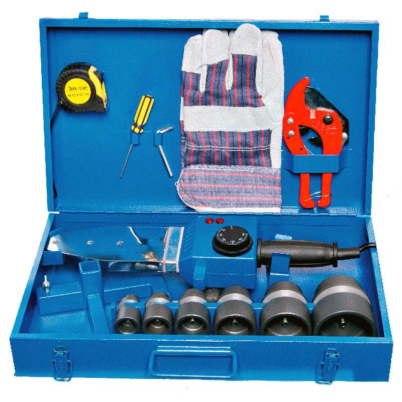 Инструменты для сварки полипропиленовых труб