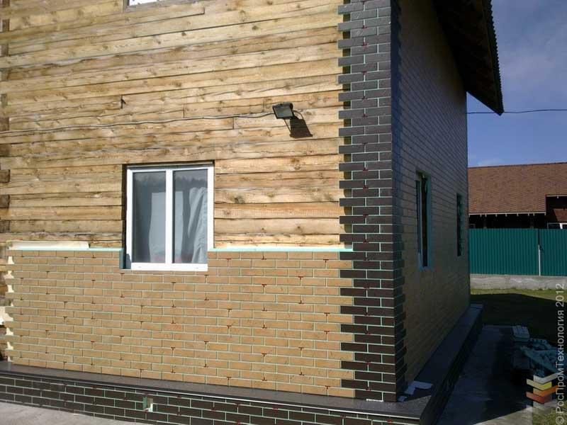 Что такое термопанели фасадные с клинкерной плиткой