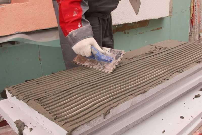 Качества пенополистирола для утепления фасадов