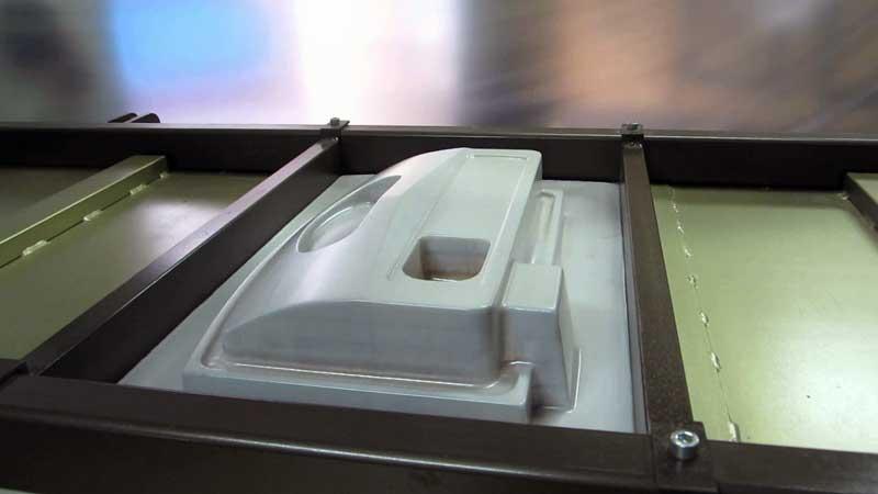Технология вакуумной формовки пластика