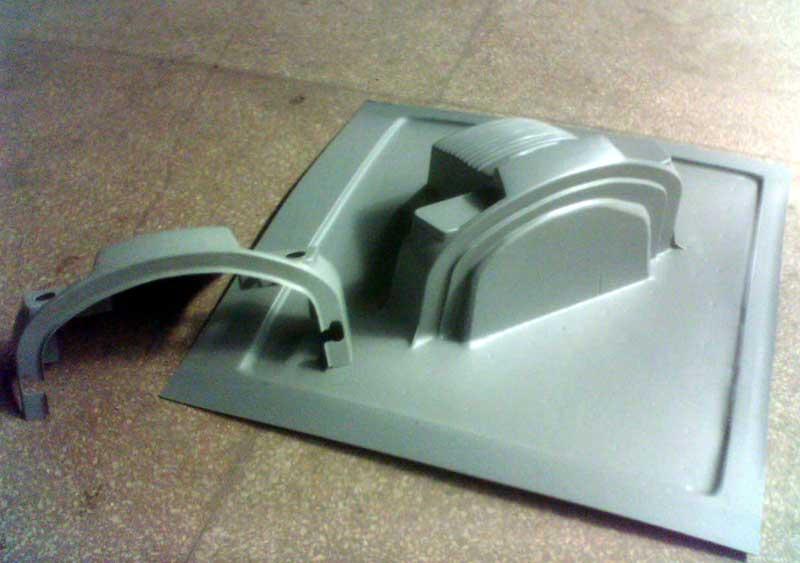 Форма для вакуумной формовки своими руками