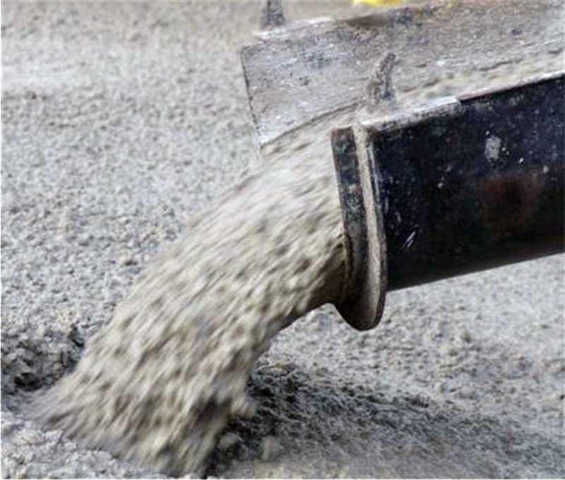 Способ использования фибры для бетона