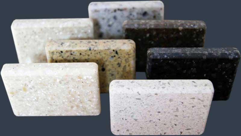 Виды искусственного камня