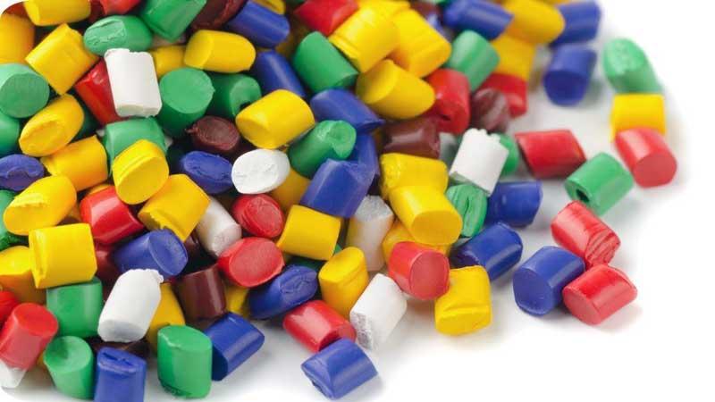 Сырье пластика