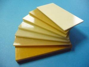 Внешний вид стеклотекстолита листового