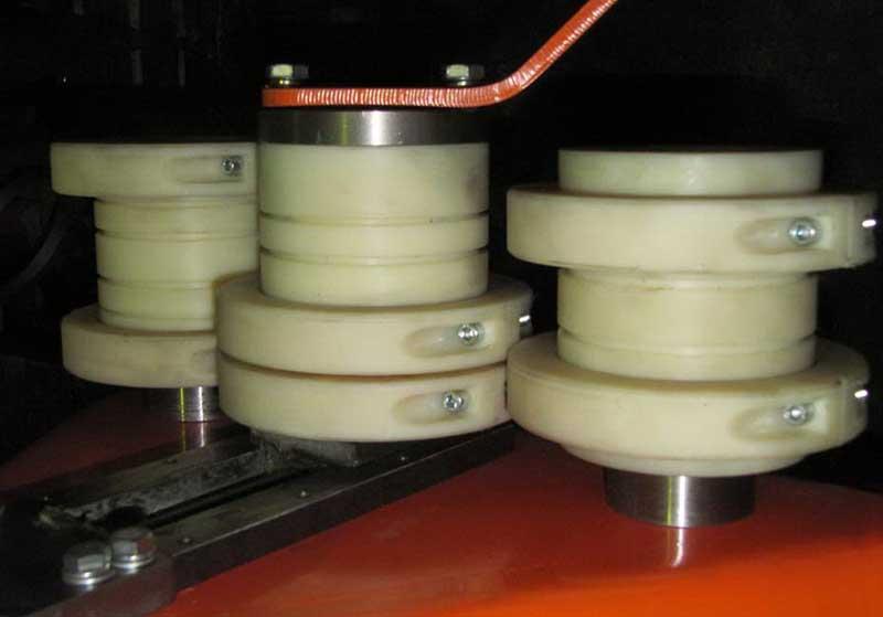 электротехнические изделия из капролона