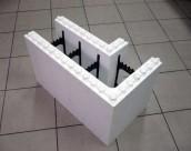 Использование несъемной опалубки из пенополистирола в строительстве