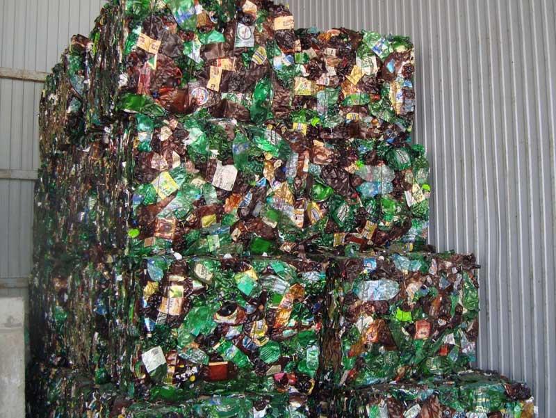 Отходы  полиэтилентерефталата