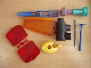 Изготовление изделий из пластика литьем