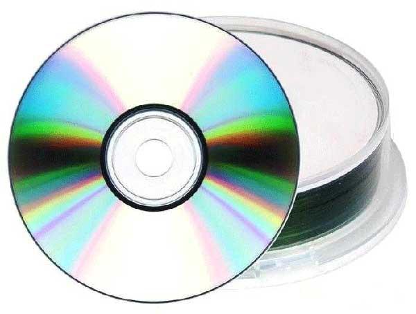 CD диски тоже делают из оптического поликарбоната