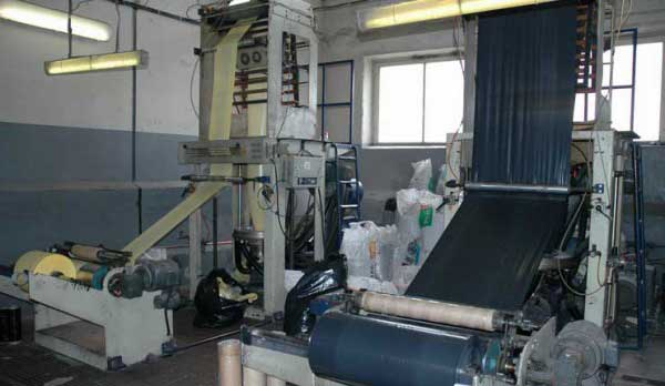 Оборудование для производства пленки