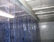Размеры, конструкция и назначение завесы полосовой из ПВХ