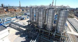 Промышленное производство полиэтилена