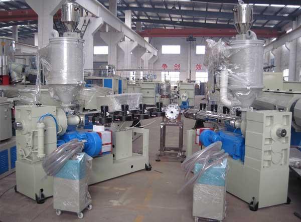 Оборудование для выпуска полиэтилена