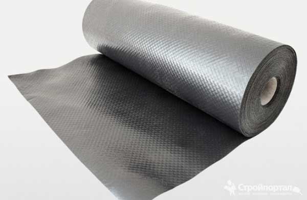 Полипропиленовая ткань черная