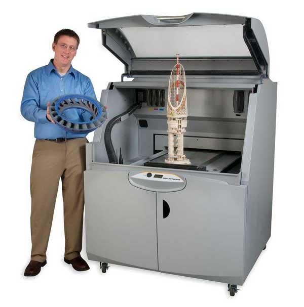 Изделия из полиактида, созданные на 3D принтерах