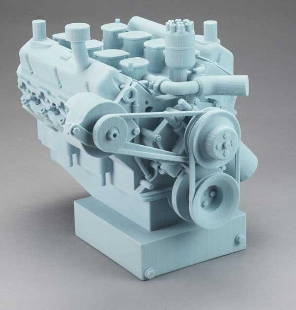 Изделие из пластика для 3D принтера