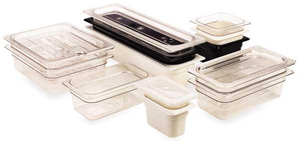 Посуда из поликарбоната