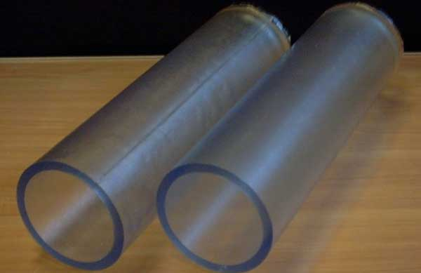 Прозрачные поликарбонатные трубы