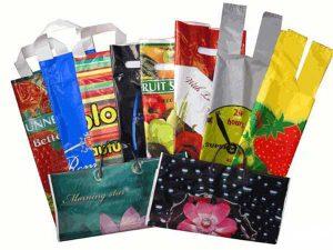 Полиэтиленовые пакеты и их производство