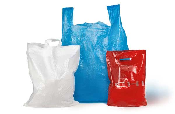 Пакеты из полиэтилена