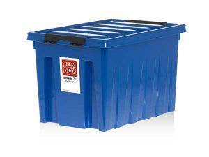 Большой пластиковый контейнер