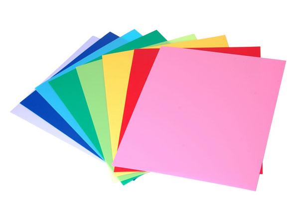 Цветной полипропилен