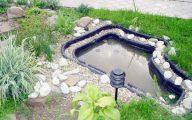 Как выбрать и установить пластиковый садовый пруд