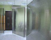 Организация современных качественных стен из поликарбоната
