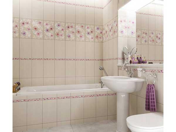 Пластиковые панели в ванной комнате