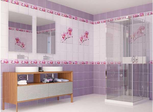 Пластиковые панели для стен в ванной