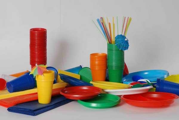Посуда из биопластика