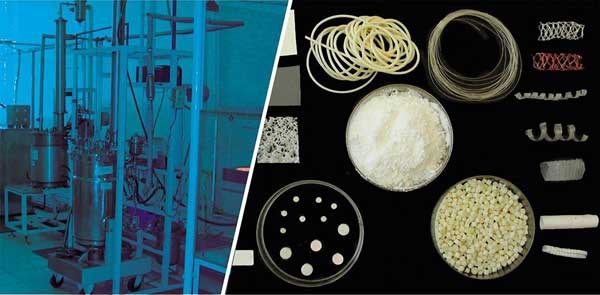 использование биопластиков в медицине