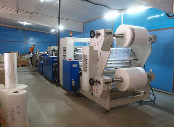 Автомат для производства пластиковой тары