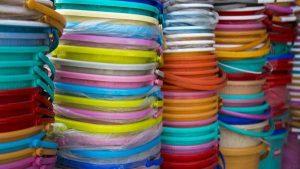 Производство ведер из пластмассы
