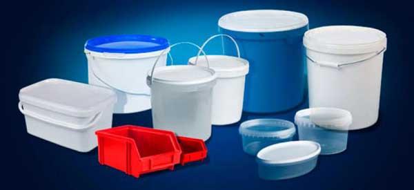 Виды пластиковых ведер